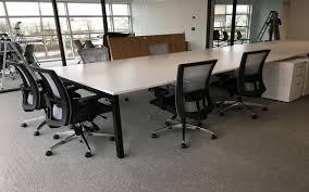 design of office furniture. 6 Ft X 21 Multi Person Workstation On Metal Frame Base Design Of Office Furniture