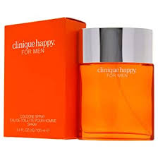 <b>Clinique Happy for</b> Men Eau de Toilette - 100 ml: Amazon.co.uk ...