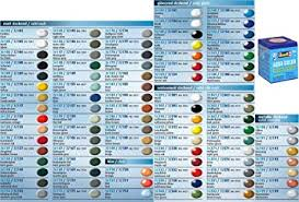 75 Actual Revell Paint Chart With Colours