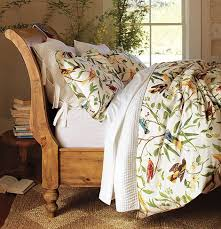 Amazing 4 Bird Motif Bedding U2013 Spring Decorating Idea From Pottery Barn