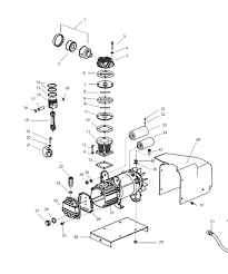 Sears craftsman pressor parts wiring diagram and fuse box