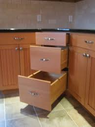 corner kitchen cabinet ideas. Corner Kitchen Cabinets With Drawers Rectangle Intended For Plans 16 Cabinet Ideas N