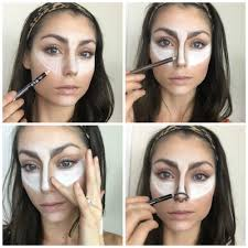foundation concealer contouring color correction tutorial you deer tutorial 2