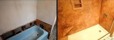 turn shower into bathtub tub to shower conversion turn shower stall into bathtub