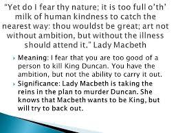 Important Quotes That Shape Macbeth Ppt Video Online Download Beauteous Lady Macbeth Quotes