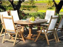 Teak Outdoor Furniture PatioLiving
