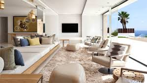 contemporary house furniture. Three-level-spanish-style-house-9 Contemporary House Furniture D
