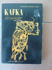franz kafka classics fiction literature books  franz kafka twentieth century views critical essays pb ronald gray editor