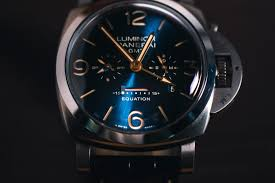 equation of time panerai
