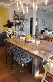 dining room table the emmerson table from west elm is made from reclaimed pine and is something that literally pined over for at least a year before i