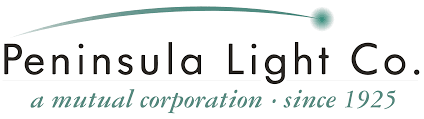 Peninsula Light Company Washington Peninsula Light Company
