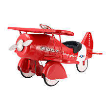 shop dexton vintage red pedal plane at the mine browse our ride