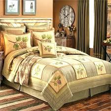 rustic quilt sets