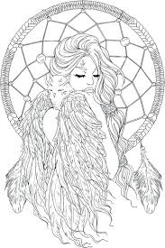 Fantasy Coloring Pages Framesforeverinfo