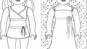 Small Picture American Girl Coloring Pages Draw Background American Girl
