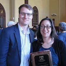 SAS Teaching Awards: Julie Nishimura-Jensen and Wesley Hanson | Department  of Classical Studies