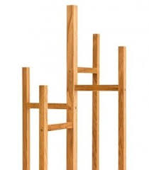 Diy Wood Coat Rack Free Standing Coat Rack Foter 64
