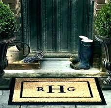 personalised front door mats monogrammed front door mat new monogram outdoor rug door mat inserts personalized mats doormat large personalized custom made
