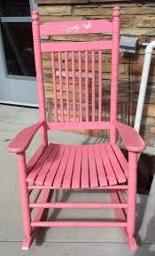 Cracker Barrel Dolly Parton Pink Rocking Chair Rocker Limited