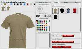 Shirt Making Software Online Tee Shirt Design Software Popular Trend In Apparel Industries