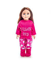 The Queen's Treasures <b>Dream Big Pajamas</b> Clothes and ...