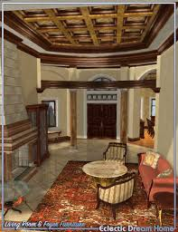 eclectic living room furniture. Dream Home: Foyer And Living Room Furniture -- London Eclectic R
