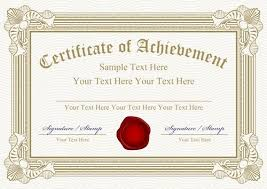 Certificate Template Photoshop Download Certificate Template Psd Certificate Design Templates Free