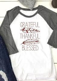 leaf thankful letter printed splicing t shirt fairyseason zoom