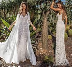 Crochet Wedding Dress Pattern Awesome Asaf Dadush 48 Mermaid Wedding Dresses With Wrap Jacket Vintage