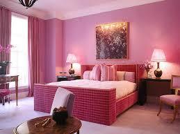 Innen Schlafzimmer Von Spektakulären Roten Polster Master Bed