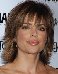 Lisa Rinna Hairstyles 15 Lisa Rinna Hairstyles To Inspire From Naturally Glowing Sleek