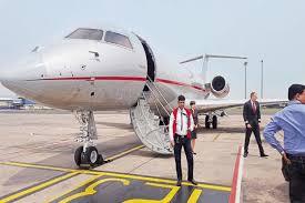 Flying High With Vistajet