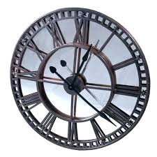 large wall clock uk mirrored wall clock enchanting mirrored clocks wall extra large clock mirror exciting