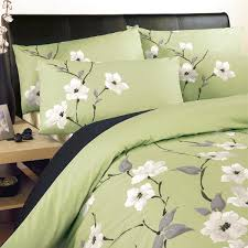 green double duvet sets the duvets