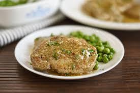 instant pot pork chops and gravy