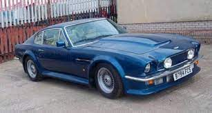 1985 Aston Martin V8 Vantage Series 2 One Owner From New Classic Driver Market