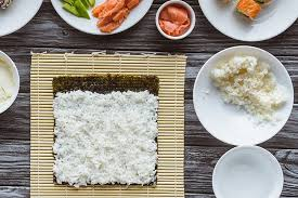 instant pot sushi rice how to