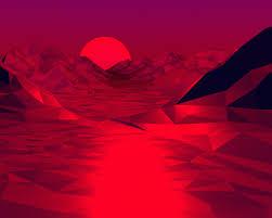 Red Aesthetic Wallpaper ...