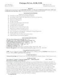 Recruiter Resume Template Naomijorge Co
