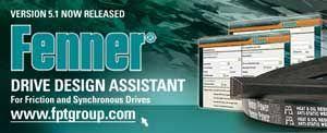 Fenner Select Belt Drive Design Program