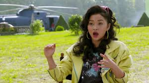 Our romantic comedy heroine has a good heart. X Men Apocalypse Jubilee Behind The Scenes Interview Lana Condor Youtube