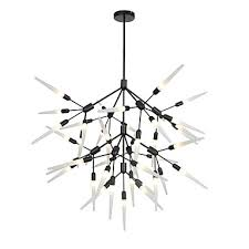 obsess mini chandelier ambient light painted finishes metal 110 120v 220 240v