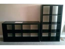 ikea black brown black brown shelf unit black shelving unit brown with boxes glass shelf unit ikea black brown table