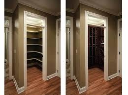 wine closets closet conversions cellar small guest bedroom storage ideas spare conversion amu