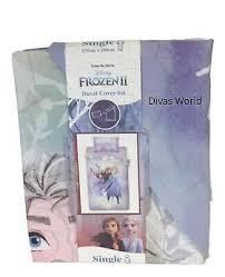 disney frozen 2 single king duvet cover