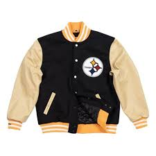 Takit Miehet Varsity Wool fi Pittsburgh - Nfl Steelers Authentic Jt-autohuolto