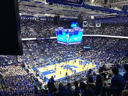 Uk Rupp Arena Seating Chart Rupp Arena Wikiwand