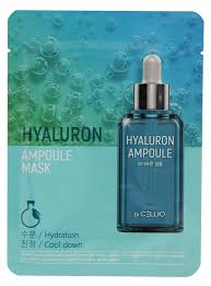 Dr.CELLIO <b>Ампульная тканевая маска для</b> лица HYALURON 25мл ...