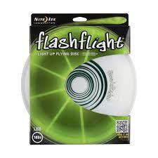 FlashFlight <b>LED Light</b>-Up <b>Flying</b> Disc Home Security & Safety ...