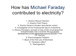 first electric motor invented by michael faraday. Michael Faraday Electric Motor Invention First Invented By